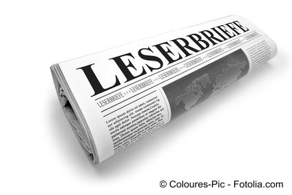 """OTZ: Leserbrief """"Blanker Hohn"""""""