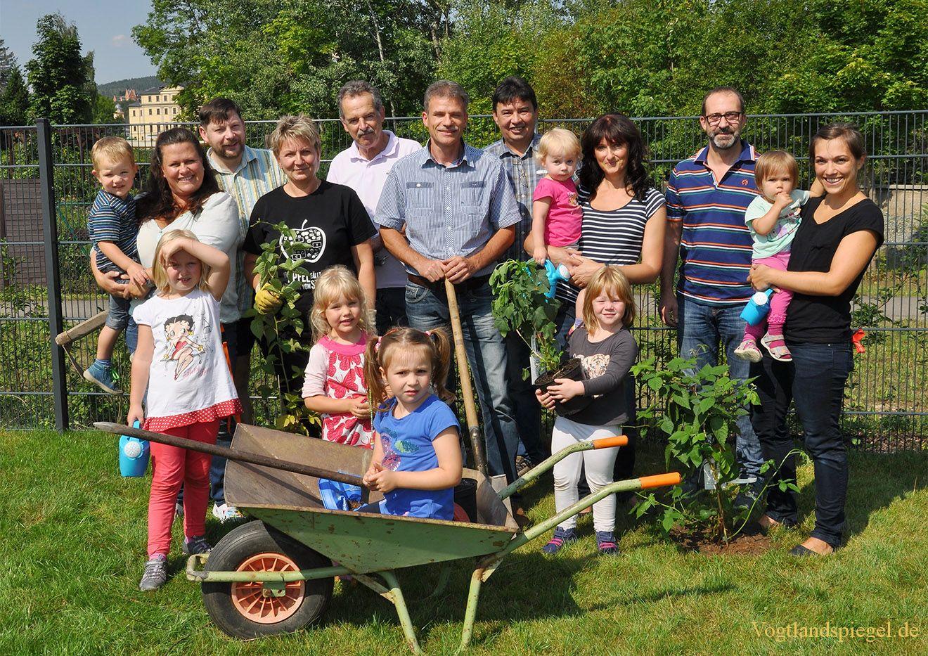 Vogtlandspiegel: Greizer Neustadtverein setzt weiteres wichtiges Signal