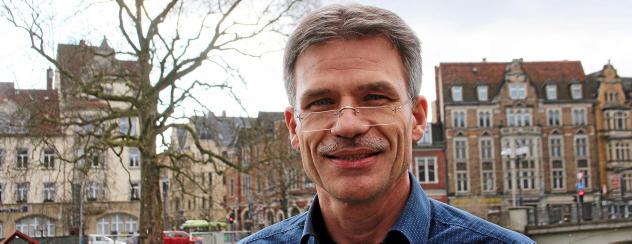 OTZ: Wieder zum Vorsitzender des Greizer Neustadtvereins gewählt: Steffen Dinkler